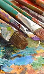 Mal- und Zeichenkurs in der Provence   Öl, Acryl, Aquarell, Zeichnen