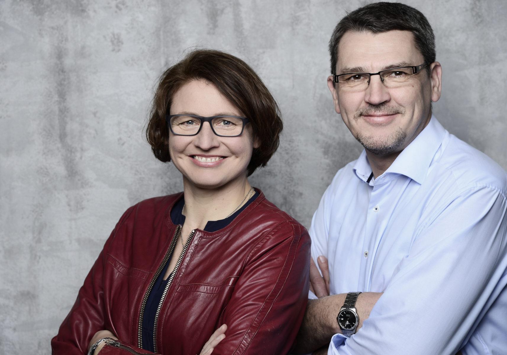 Die Gründer - Petra Gieffers & Uwe Matern