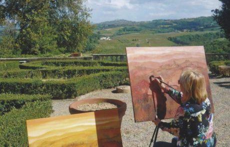 Monika Roser - Toscana Malreise