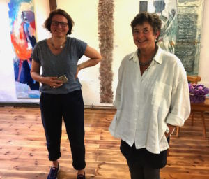 Ruth Alice Kosnick und Petra