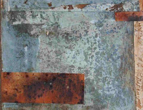 Gabriele Middelmann - Inspiration - Oberfläche - Bildidee