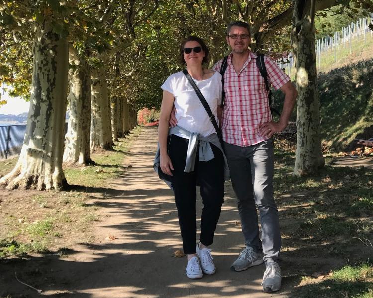 Uwe und Petra Herbst