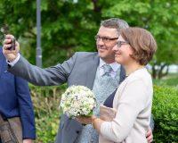 Selfie Hochzeit