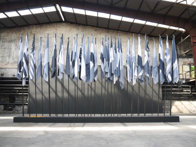 Vereinte Nationen schwarz weiß, Qin Chong