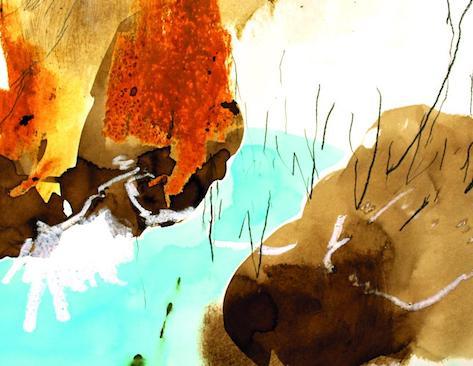 Acrylmalerei Ulrich Paul