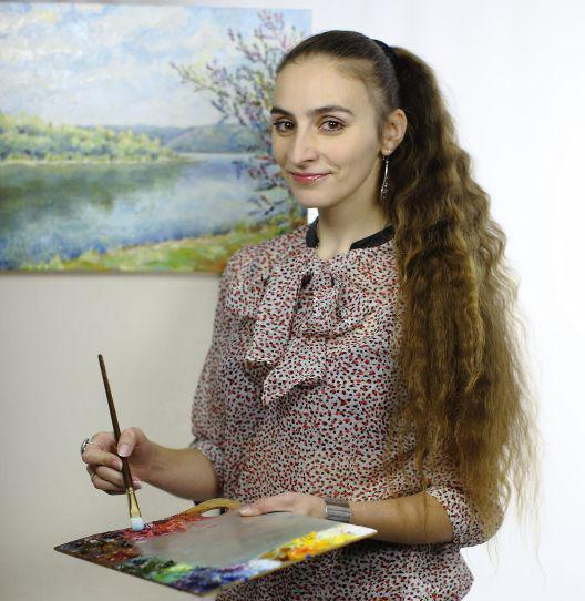 Malwerk Katyrina Gerlach