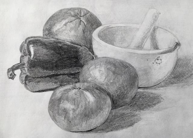 Petra Gieffers Zeichnen lernen