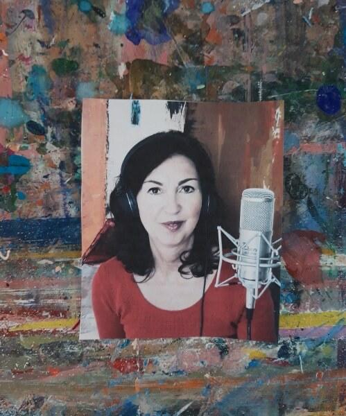 Porträt Ute Zande, Motiv von vorn